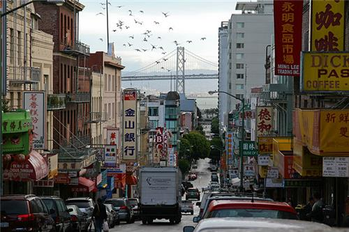 24 Hours in San Francisco China Town